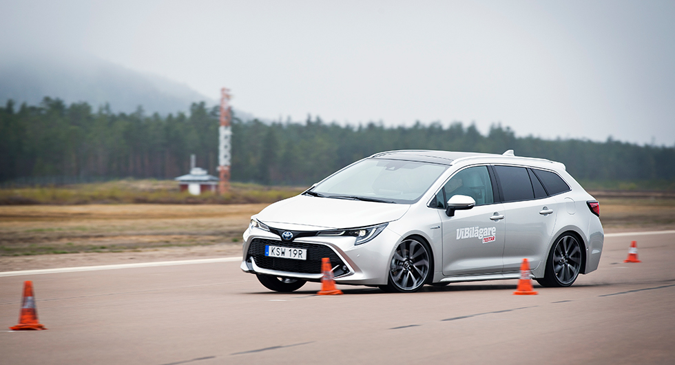 Test: Toyota Corolla, Kia Ceed, Hyundai i30 (2019)