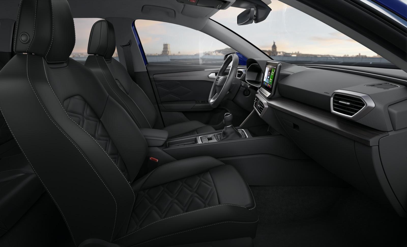 Officiell: Här är nya Seat Leon –nu även som laddhybridkombi