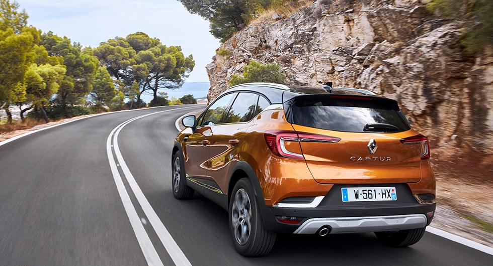 Provkörning: Renault Captur (2019)