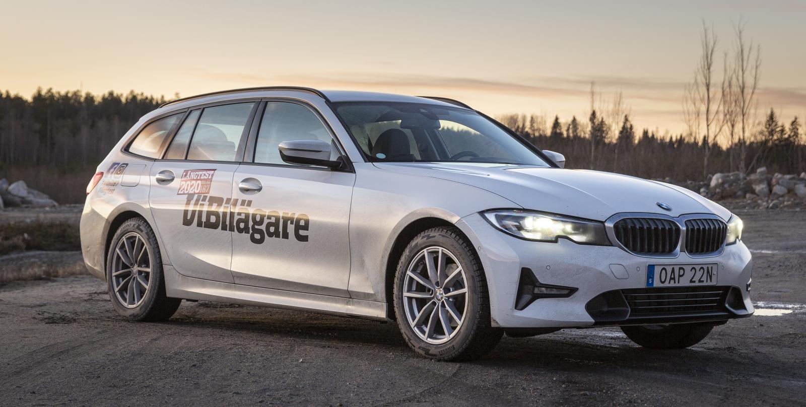 Långtest: BMW 3-serie Touring (2020)