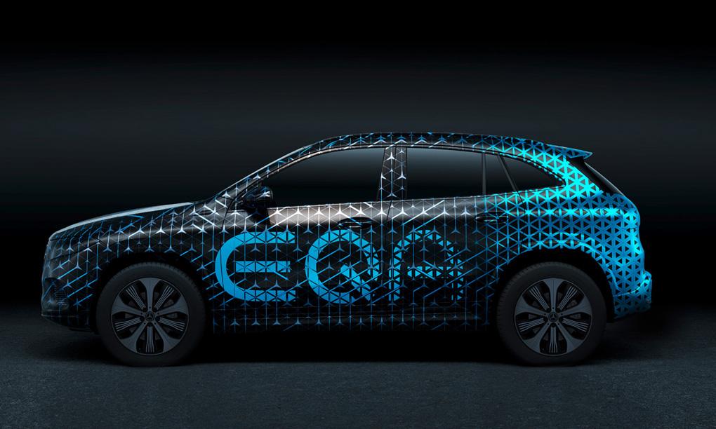 Mercedes massiva satsning: 19 nya modeller – på 3 år