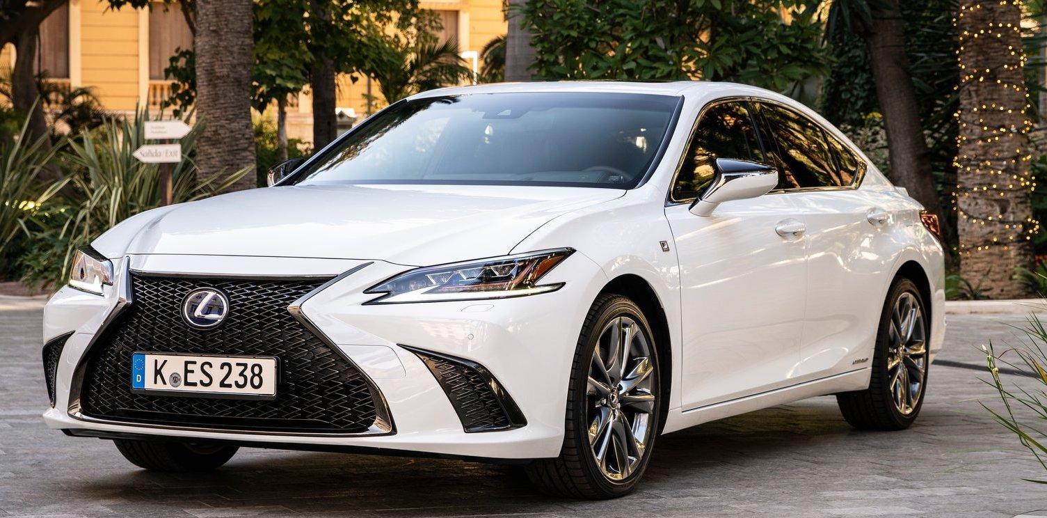 Lexus ES är undersökningens mest pålitliga bil med minst antal fel.