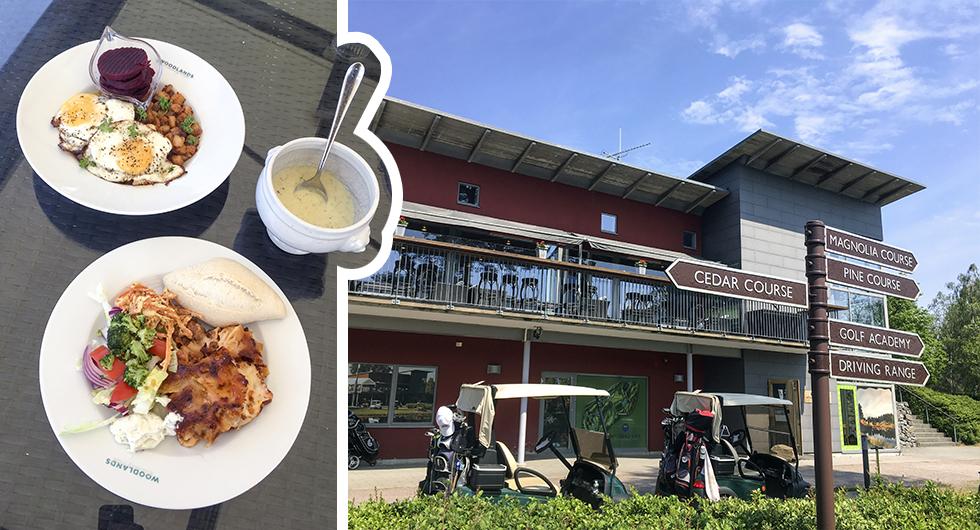 Woodland's Country Club, 4/5. »Absolut ett bra ställe att stanna på.«