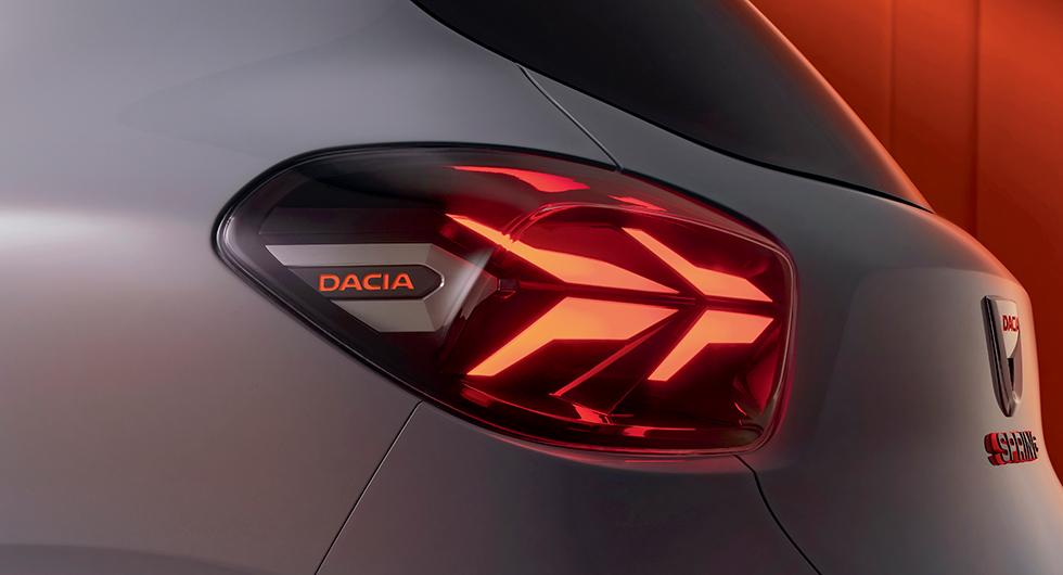 Dacia Spring Electric en eldriven minisuv för betongdjungeln