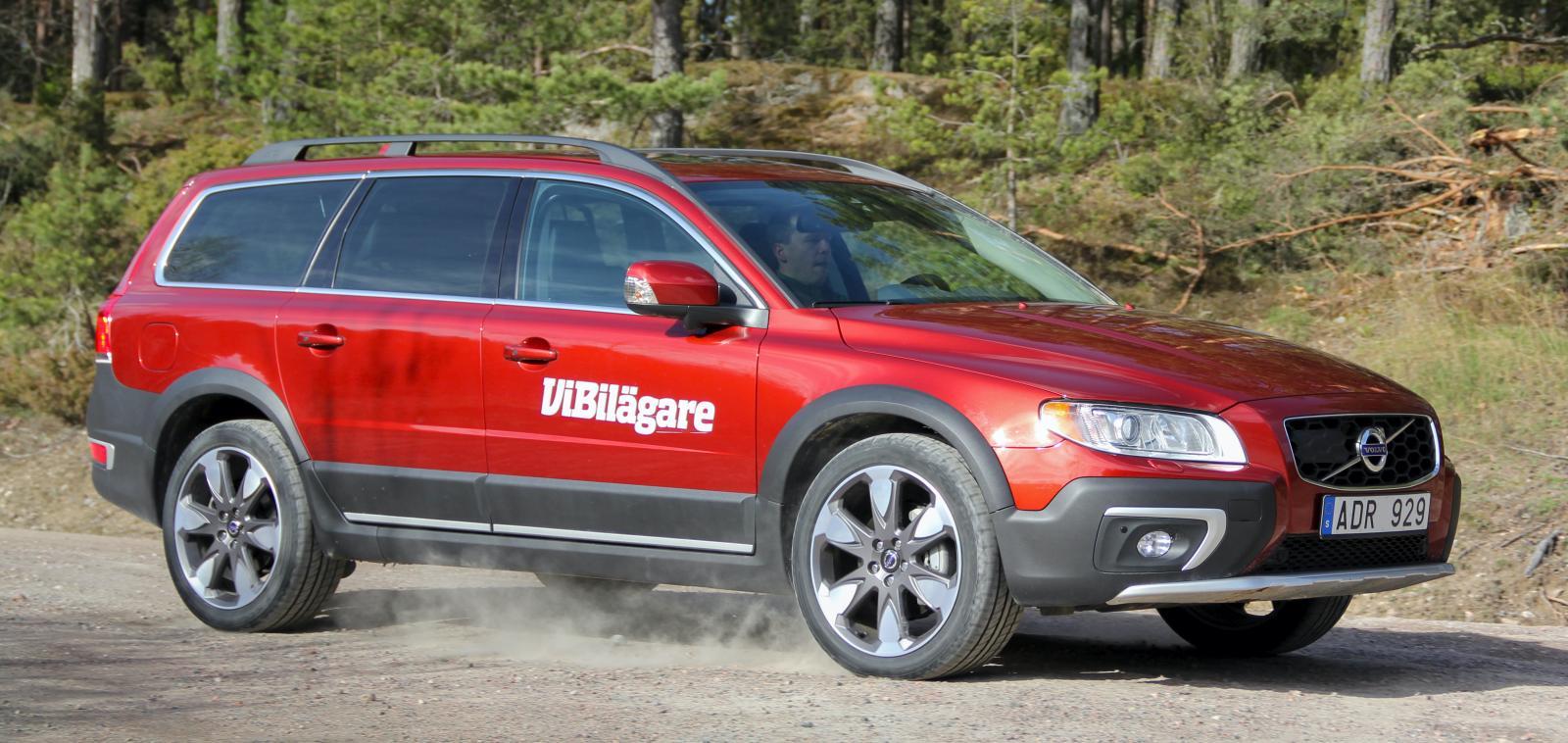 Volvo har nyligen sänkt kamremsintervallet för många av dieselmodellerna med 9 000 mil.