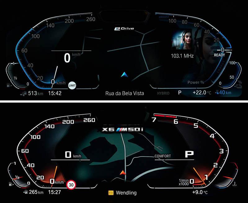 """""""BMW:s mätare har blivit som ett flipperbingo"""""""