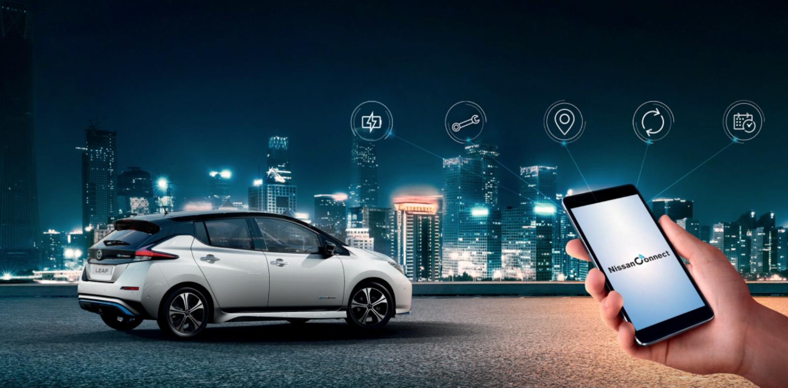 Nissans app får uselt betyg av användarna.