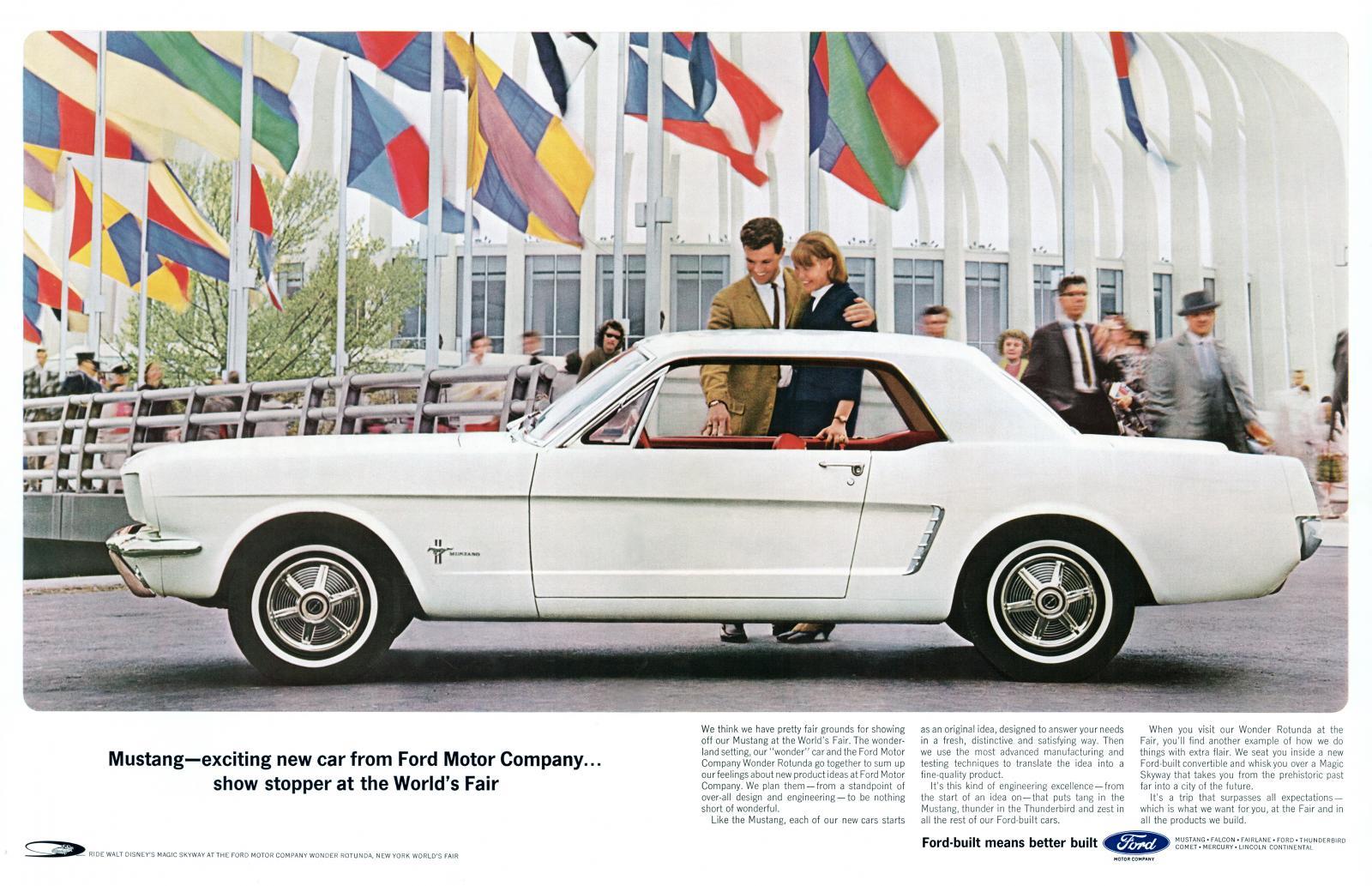 Designern bakom Ford Mustang död – här är historien bakom succén