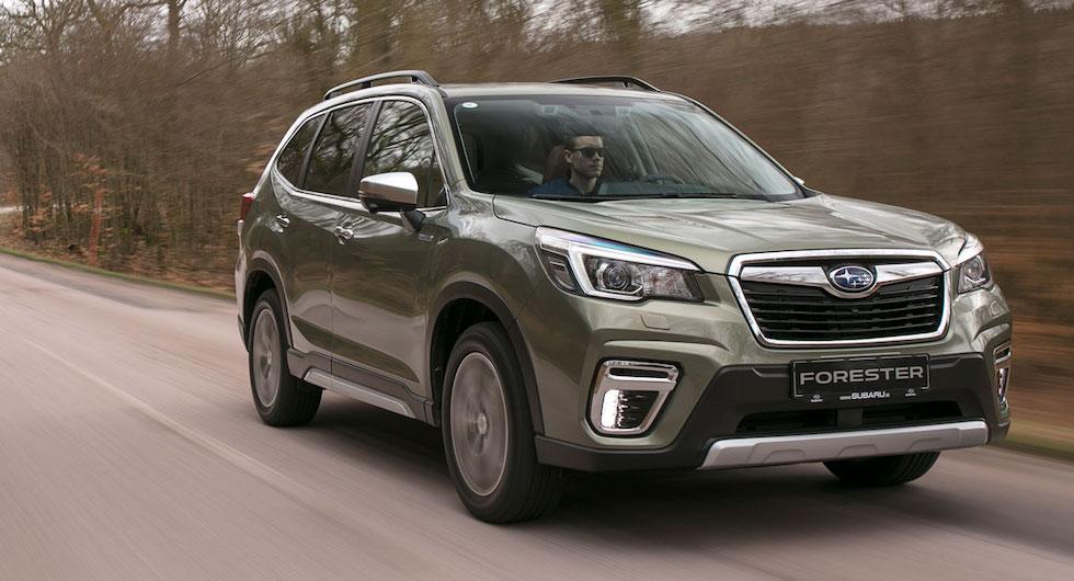 Subaru har länge prenumererat på någon av topplatserna i AutoIndex. I år blev det första plats.