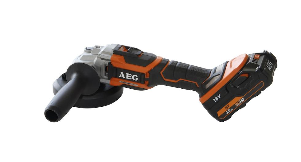 AEG BEWS 18-125BL