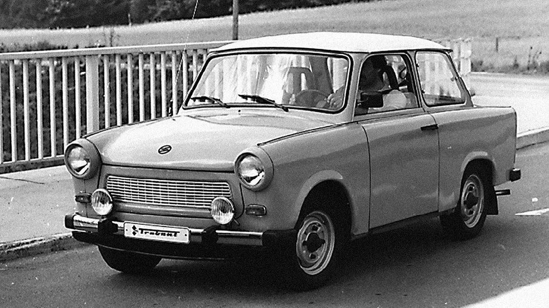 Trabant byggdes i över tre miljoner exemplar i Zwickaufabriken.