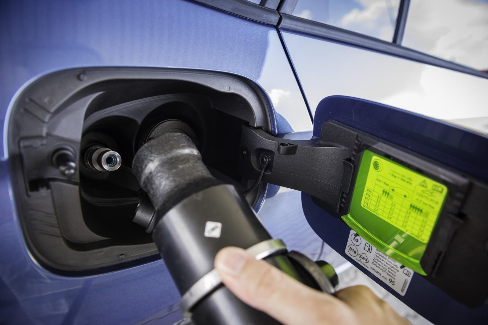 Skoda Octavia G-Tec officiell – ny gasbil med minimal bensintank