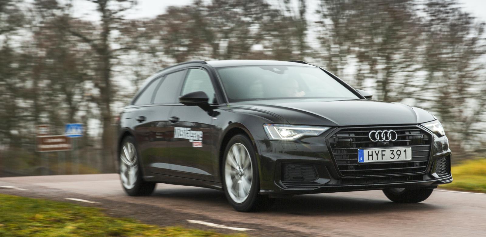 Audi A6 kommer först bland de nya bilmodeller som ägarna är nöjdast med. Koncernsyskonet Volkswagen Passat lyckas inte alls lika bra.