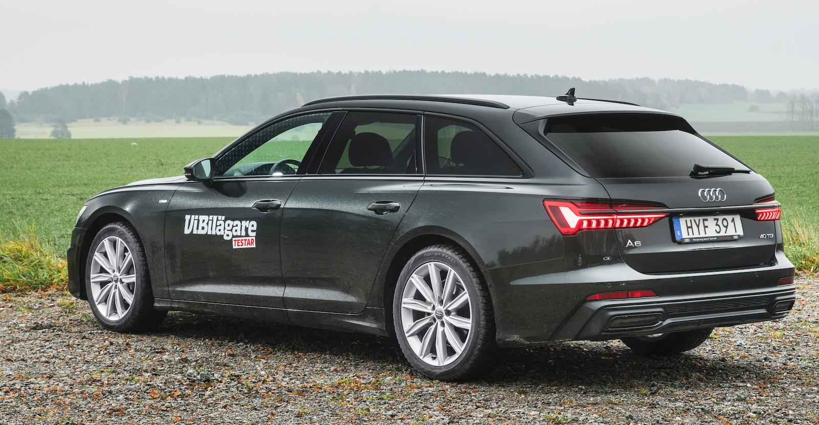 Audi A6 är ett av få exempel på en modell som säljer bra och som även gör ägarna nöjda.