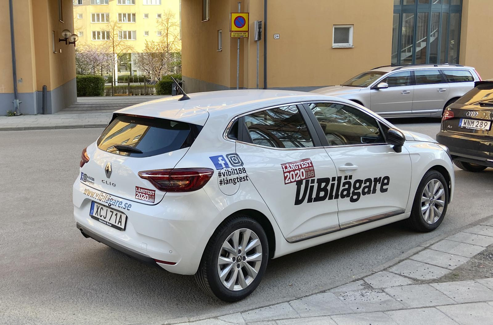 Långtest: Renault Clio (2020)