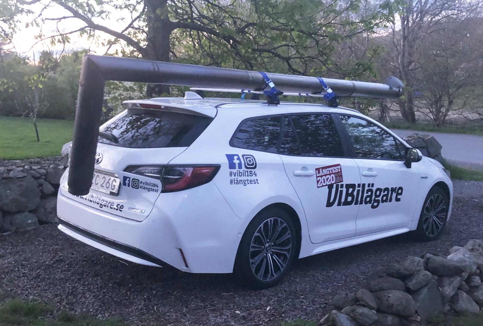 Långtest: Toyota Corolla Touring Sports (2020)