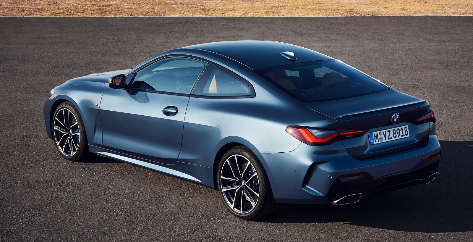 BMW 4-serie officiell – här är alla detaljer