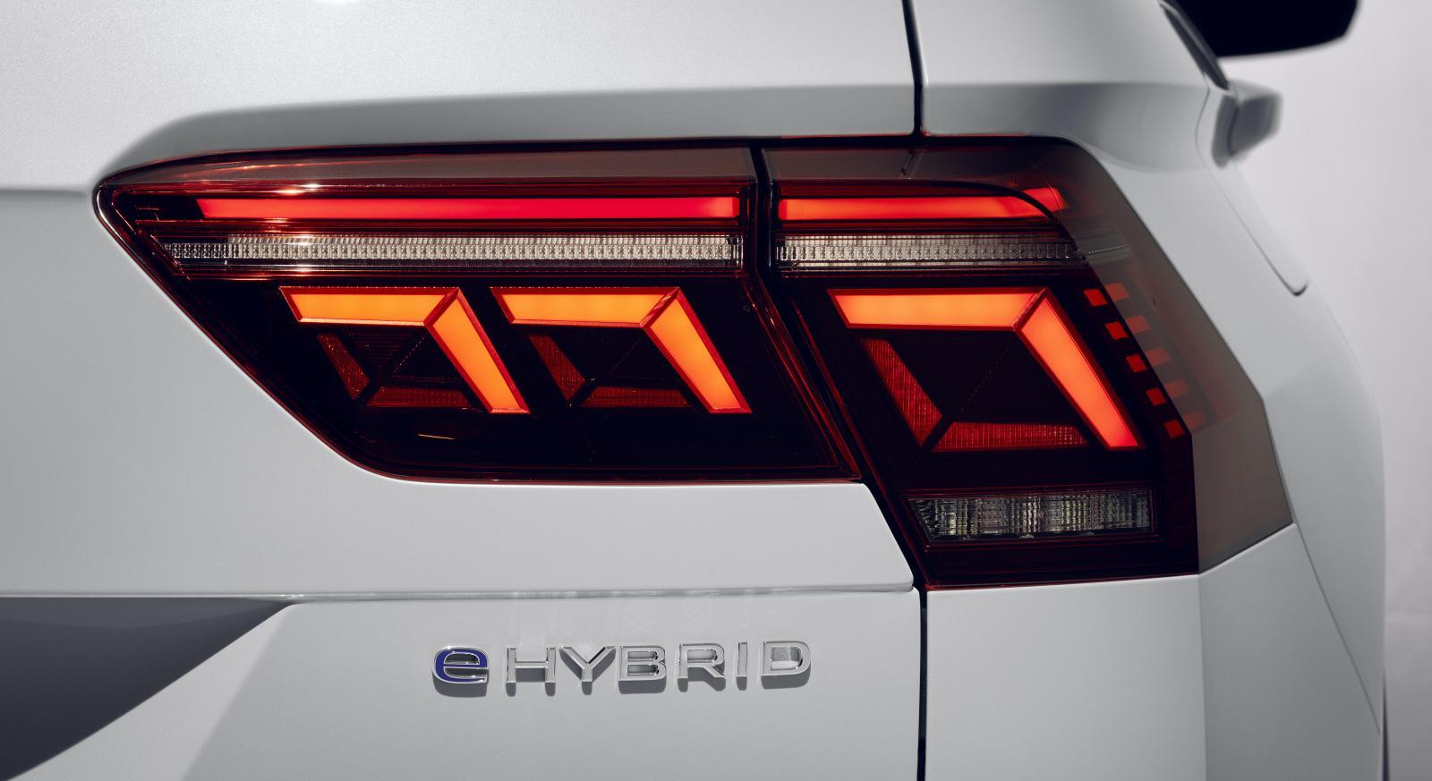 Volkswagen Tiguan facelift officiell – nu som laddhybrid