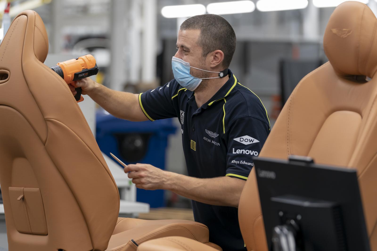 Aston Martins nya fabrik – där flygvapnet lurade tyskarna