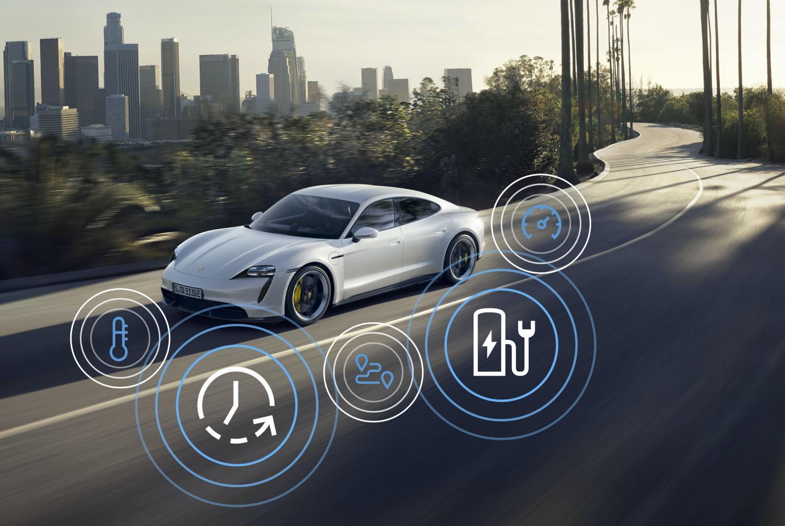 Vissa finesser kan Porsche Taycan-ägarna nu prenumerera på istället för att köpa för en engångskostnad.
