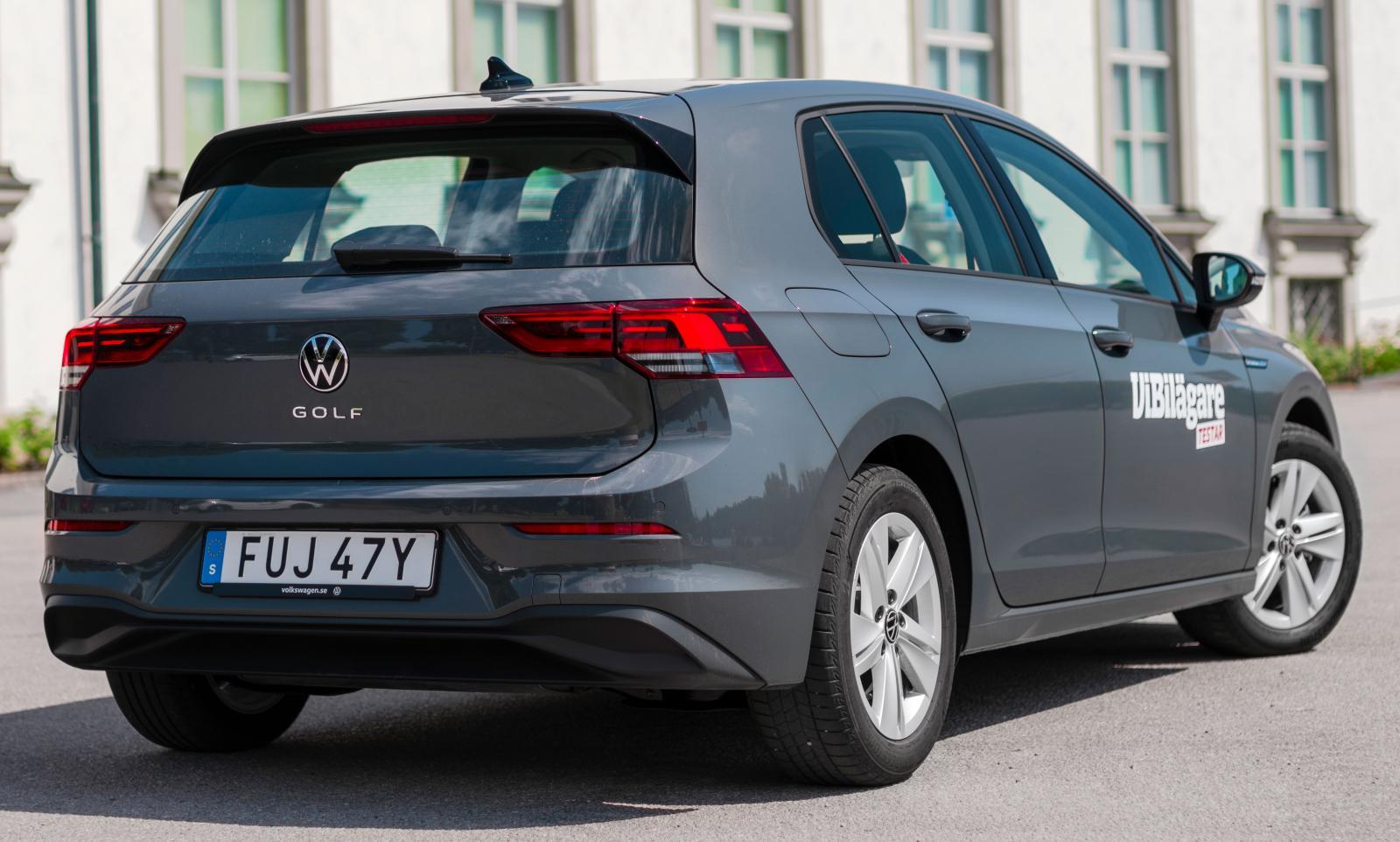 Volkswagen Golf 1,5 TSI