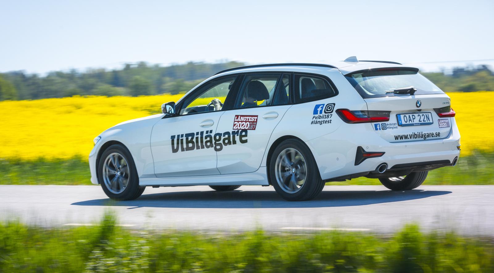 En BMW 3-serie med dieselmotor kostar över 7 000 kronor om året att skatta enligt det nya förslaget, under de första tre åren. Ökningen jämfört med i dag är 1 600 kronor om året.