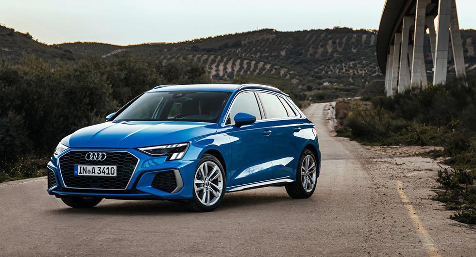 Audi A3.