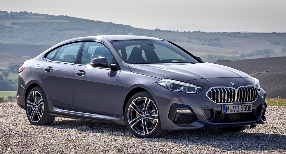 BMW 2-serie Gran Coupé.