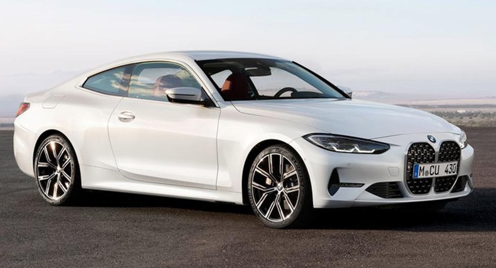 BMW 4-serie.