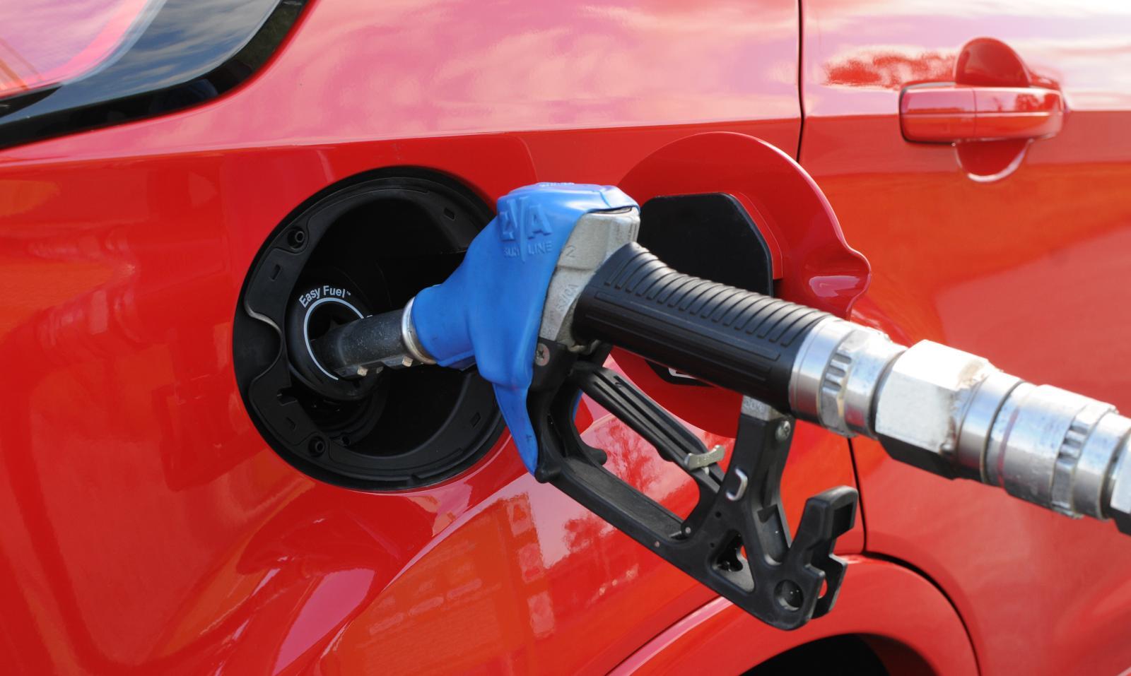 Fords suv Kuga går att köpa med etanoldrift.