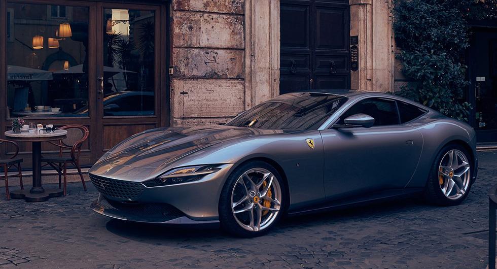 Ferrari Roma.