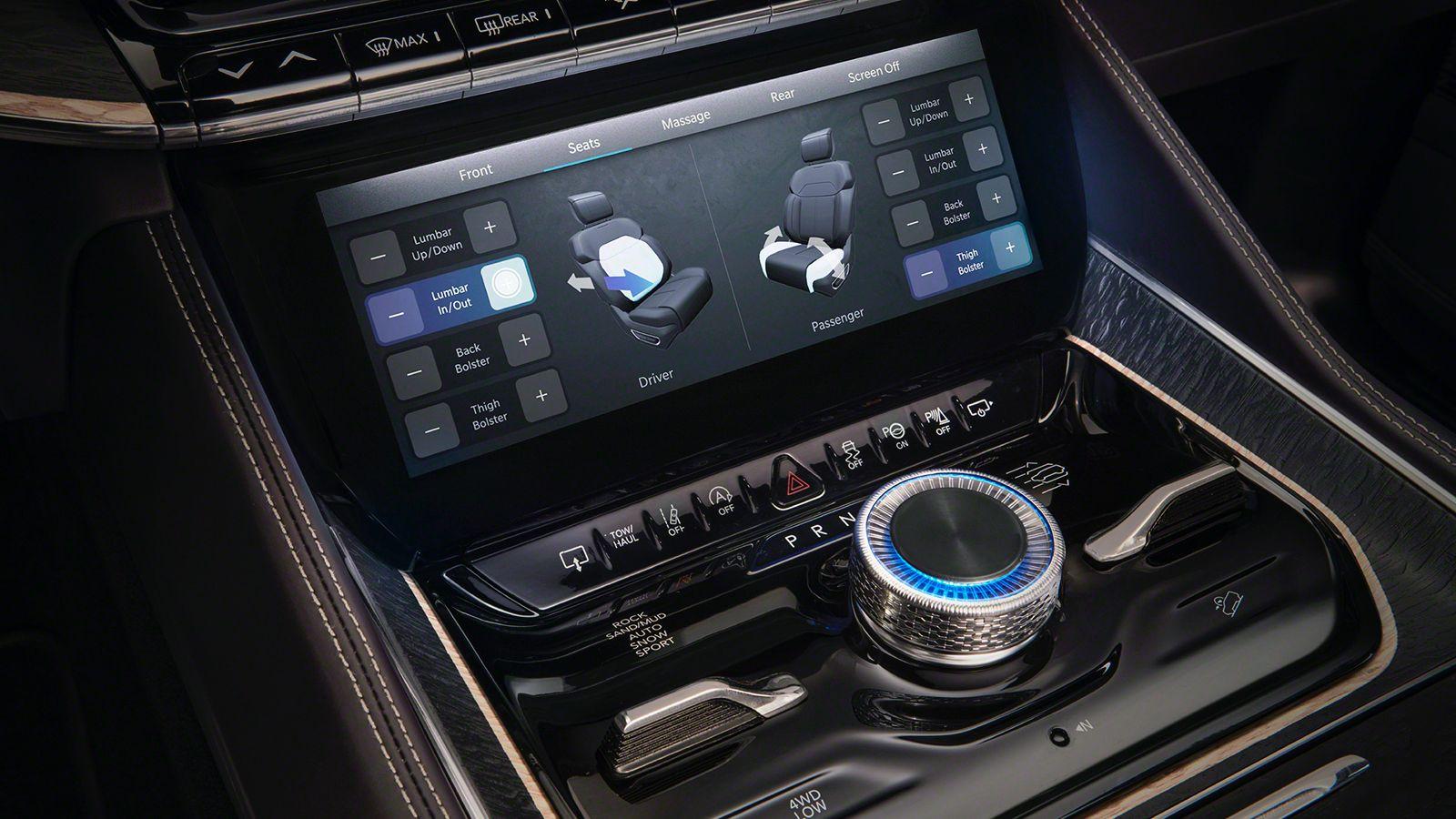 Jeep Grand Wagoneer officiell – klassiskt modellnamn gör comeback