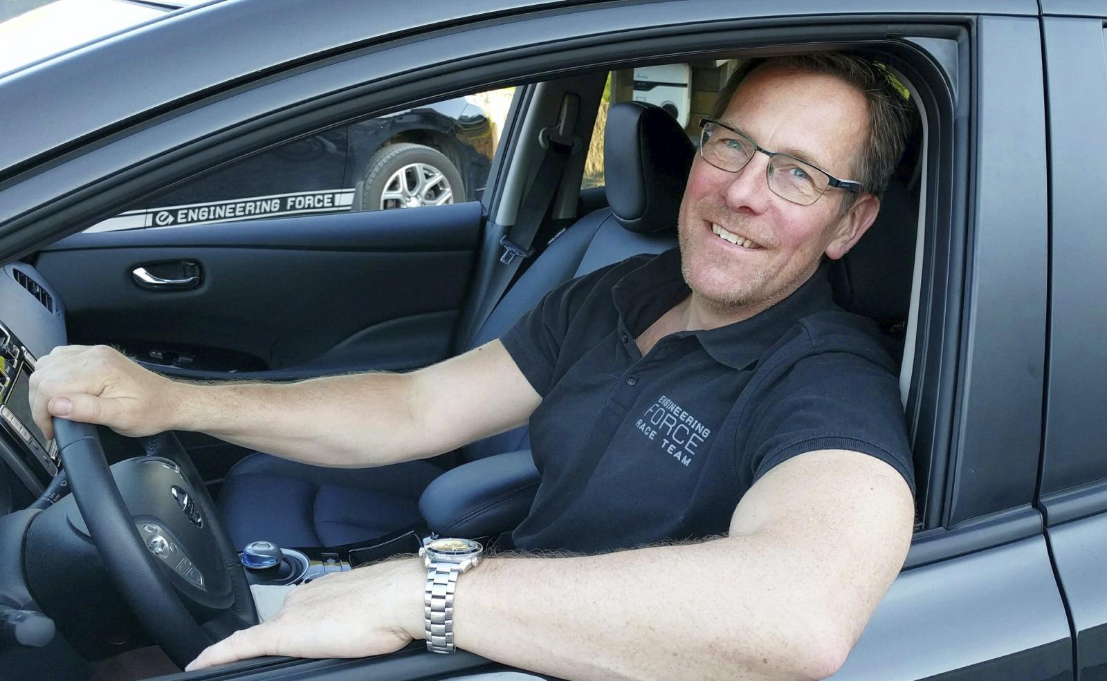 Vi ska välja bil efter majoriteten av körningen, inte efter extremfallen, tycker Gordon Strömfelt som är elbilsexpert på Gröna Bilister.