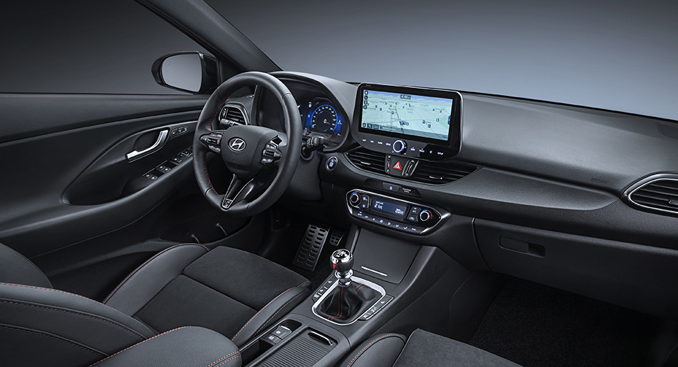 Hyundai i30 och i30 N uppdateras