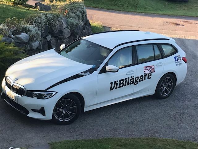 Långtest: BMW 3-serie Touring (2020)
