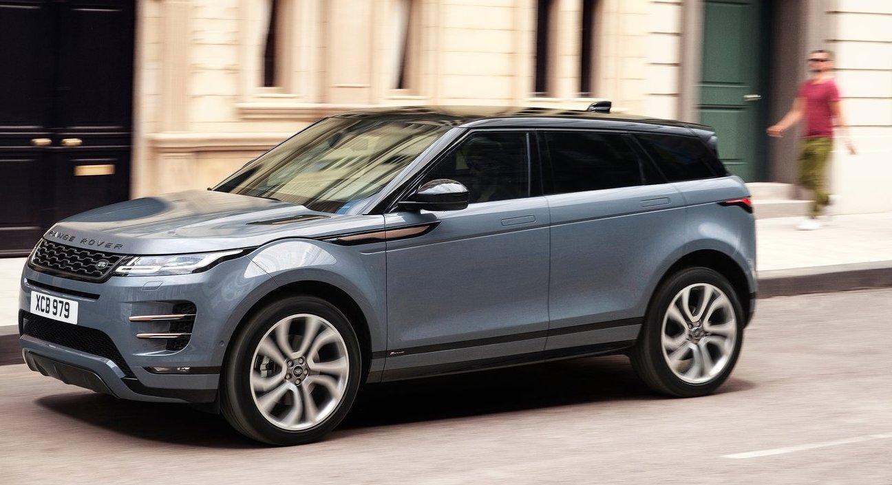 Range Rover Evoque har varit viktig för att Land Rover har ökat försäljningen.