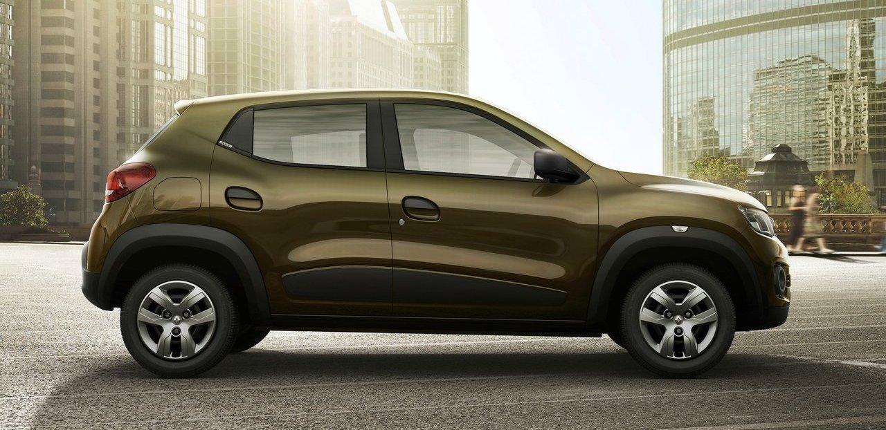 Renault Kwid är utvecklad under extrem kostnadspress. Resultatet blev en ny bil för 36 000 kronor.