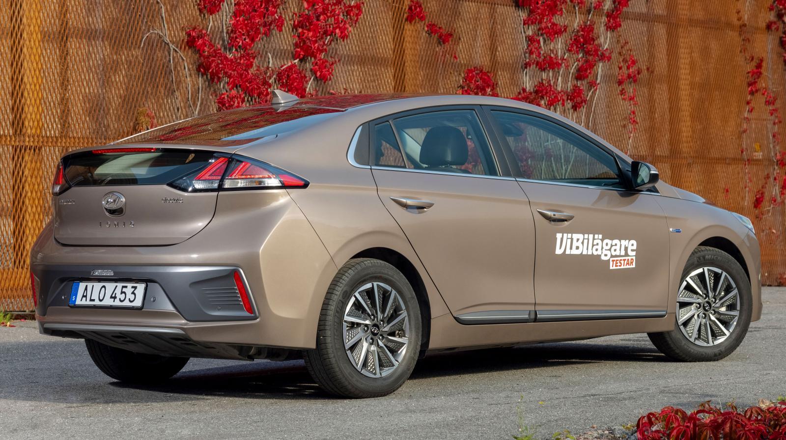 Hyundai Ioniq Premium +