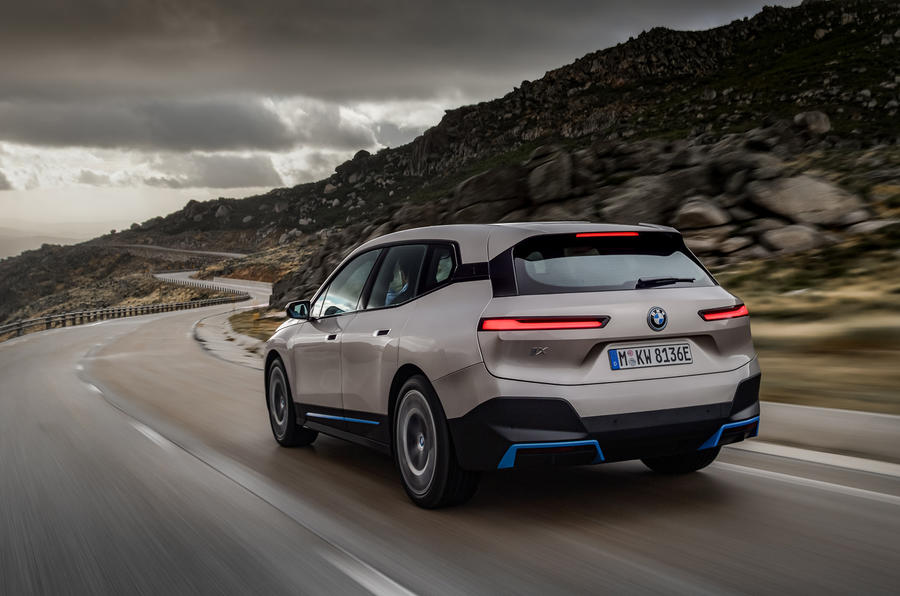 Här är BMW iX – ny elbil med fokus på förbrukning och komfort