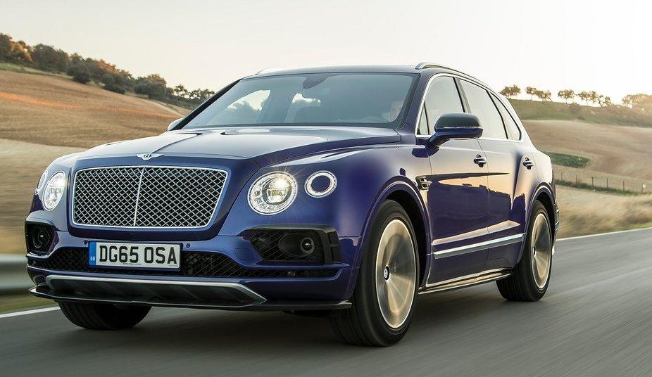 En Bentley Bentayga rabatteras med över 300 000 kr.