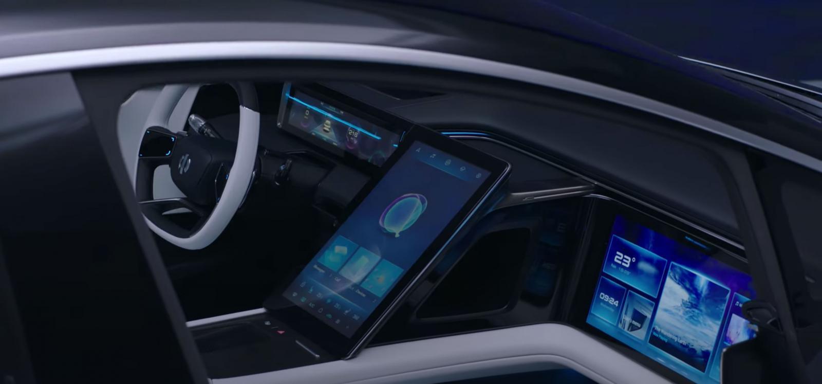HiPhi X är nya elsuven som snodde showen – siktar på Tesla