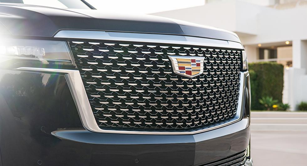 Veoneer bygger avancerad värmekamera till Cadillac Escalade