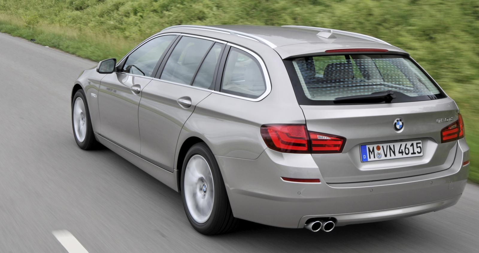 Nästan alla BMW-modeller omfattas av återkallelsen.