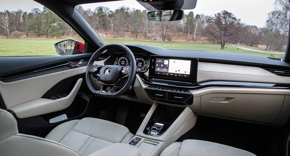 Volkswagens försök med temabaserad luftkonditionering (Smart AC) krånglar bara till det. Klokt nog finns några fysiska knappar kvar.
