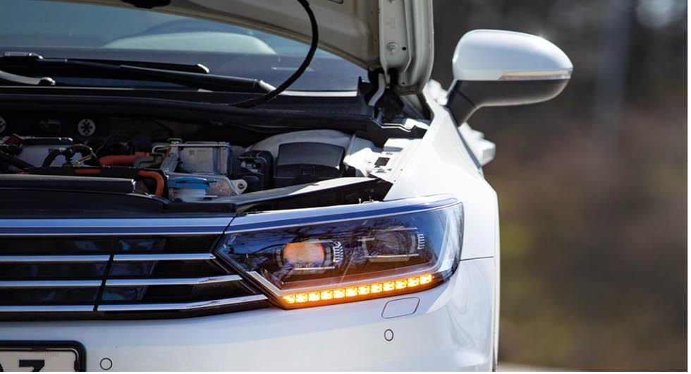 Motorskador är vanligast, och dyrast att åtgärda.