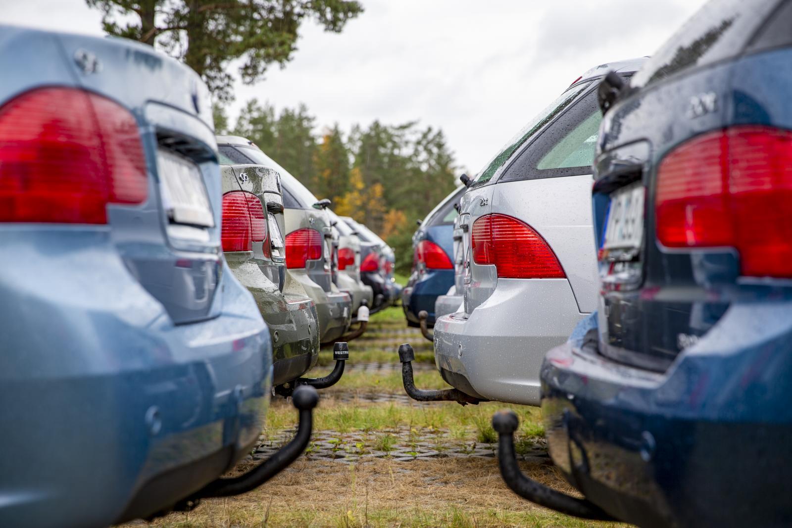 Svenska bilhandlaren som är störst i världen på Saab