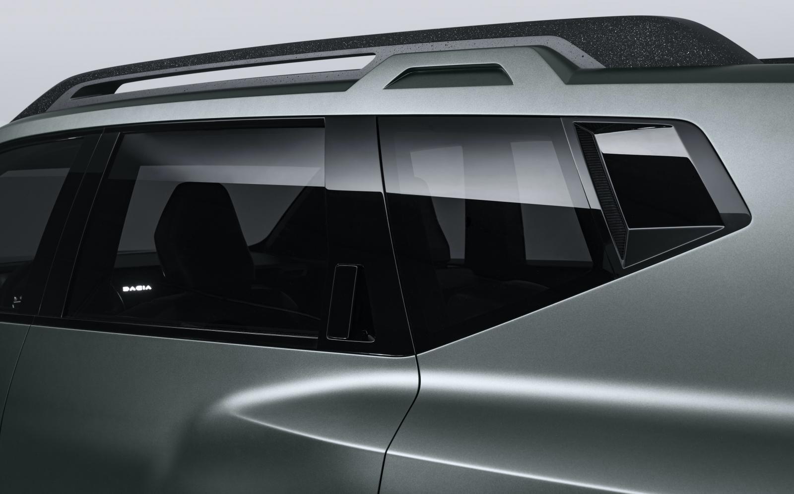 Dacia Bigster är en tuff terrängsuv som utmanar Toyota RAV4