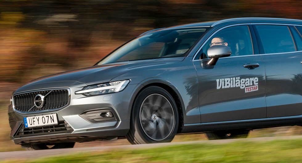 Volvos populära V60 D4 AWD får du betala 16 700 kr för att serva de första 6 000 milen utan serviceavtal. Som jämförelse kostar Opel Insignia 7 000 kr att serva under lika många mil.