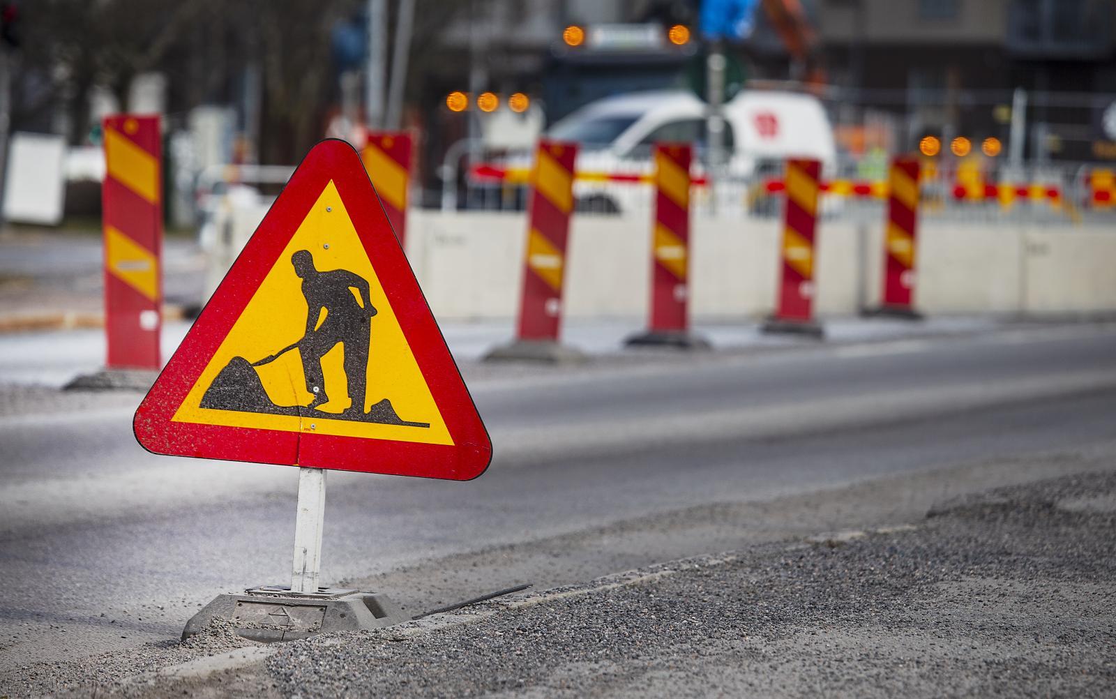 Trafikverkets larm: Vägarna förfaller –och hastigheten sänks