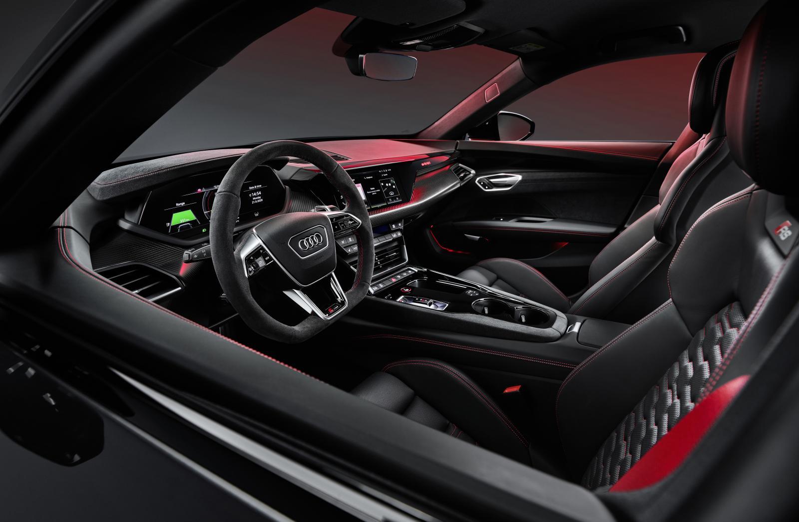 Premiär för Audi e-tron GT: Alla fakta om nya toppmodellen